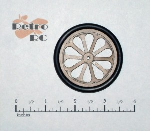 Retro Wheel Kit  2 1/2 OD 10 Spoke - Product Image