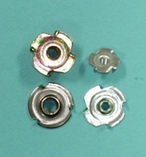 3mm Blind T Nut 4 pack - Product Image