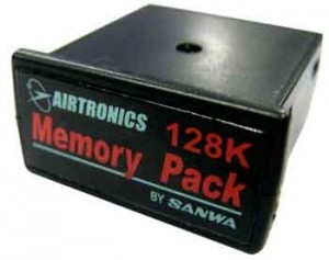 Airtronics Memory pack Expansion Card for SD-10G - Product Image