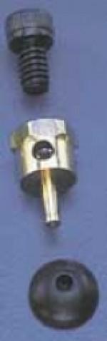 Du-Bro Kwik Grip E-Z Connector 2-56/2mm - Product Image