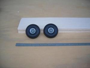 "Airwheels Nylon Hub 2"" Pair Vintage Style - Product Image"