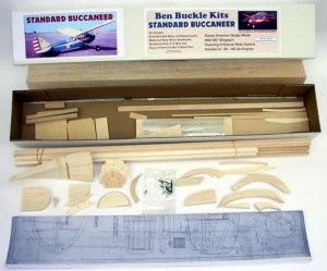 Ben Buckle Vintage Classic Buccaneer Standard Kit - Product Image
