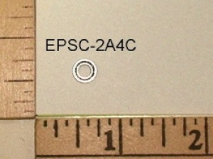 GWS/EPS-2X 4mm Ball Bearing - Product Image