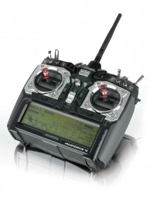Aurora 9ch 2.4G W/7ch RX - Product Image