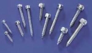 """Socket Head Sheet Metal Screws #4 x 3/4"""" 8-Pack  - Product Image"""