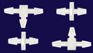 Sullivan Nylon Fuel Fittings - Product Image