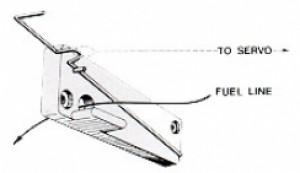 Fourmost Fuel Shut Off - Product Image