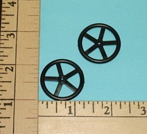 Sonic Tronics 1 1/4 Inch Park Flyer Wheels - Product Image