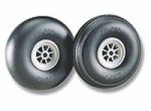 "Du-Bro Treaded Lightweight Wheels 2-3/4"" - Product Image"