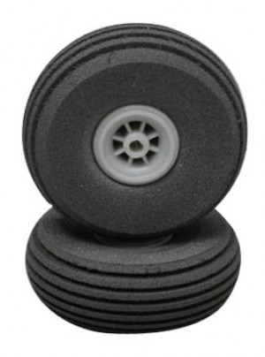 "Du-Bro Super Lite Wheels 2-1/4"" - Product Image"