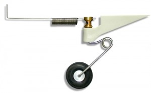 Sullivan Tail Wheel Bracket 5 to 12 Pound Aircraft - Product Image