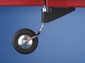 Du-Bro Tail Wheel Bracket 60-90 size - Product Image