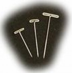 "Sonic Tronics Medium T Pins 1 1/4"" Aprox 100 pack - Product Image"
