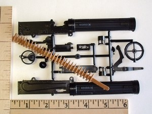Williams Brothers 1/4 Scale Vickers Aircraft Machine Gun - Product Image