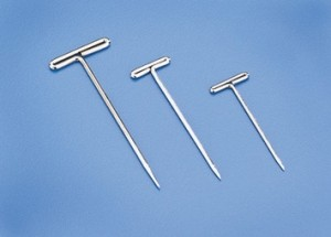1-1/2 Inch T-Pins 100 Pack by Du-Bro - Product Image