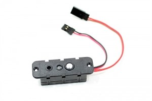 RRC V-Reg Digital Switch JR/Hitec/Spektrum Type Plugs - Product Image
