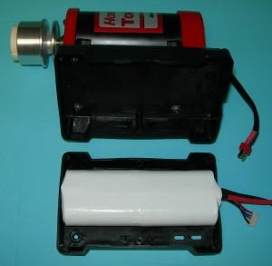 A123 LIFE Insert for Hobbico Power Core MKII - Product Image