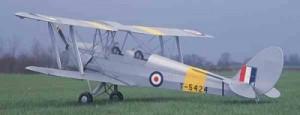 Tiger Moth Kit Plans Set only - Product Image