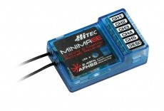 Hitec 2.4GHz Minima 6E (Factory Box Packaging) - Product Image