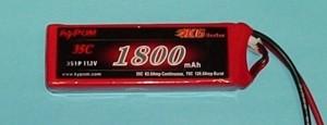 RRC K6 1800 22.2V 6S - Product Image