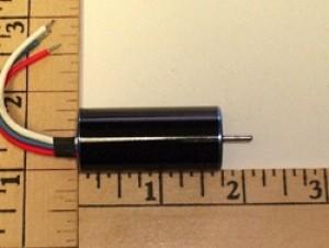 GWS Brushless Inrunner Motor 4600kv - Product Image
