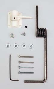 Nose Gear Complete Assembly 5/32 X 2 1/4 Inch  - Product Image