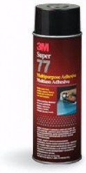 3M Super 77 Spray Contact Adhesive 7.3 Ounce SHIPS PARCEL POST - Product Image
