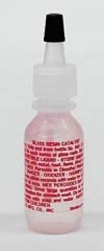 Glass Resin Hardner 1/2 oz. - Product Image