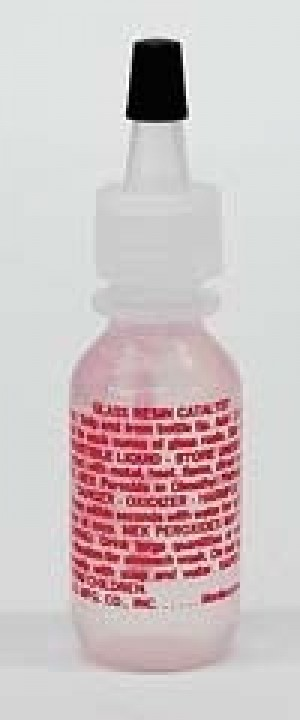 Glass Resin Hardner 1/2 oz. - Product Image