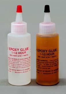 SIG 1-1/2 Hour Epoxy Glue 9 Ounce - Product Image