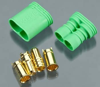 Castle 6.5mm Polarized Bullet Connector 6.5mm Set - Product Image