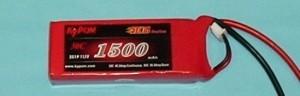 RRC K6 1500 7.4V 2S 45C - Product Image