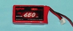 RRC K6 Series 450 14.8V 4S 45C - Product Image