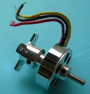 Radical RC CD Rom Class Motor KV2100 - Product Image