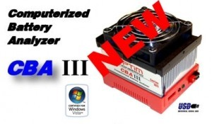 CBA III Computer Battery Analyzer Consumer Version, LAST ONE! - Product Image