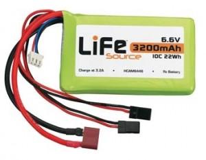 LiFe 3200 6.6V 2S - Product Image