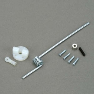 1/2A Size Steerable Nose Gear Kit - Product Image