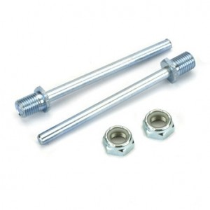 1/4 D x 3-3/8 Inch Long Axle Set - Product Image