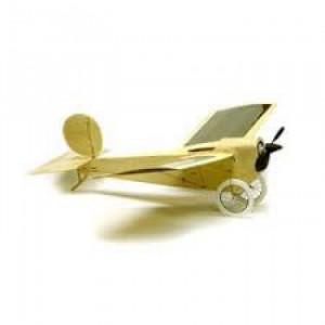 1919 White Monoplane Laser-cut Kit by Stevens AeroModel - Product Image