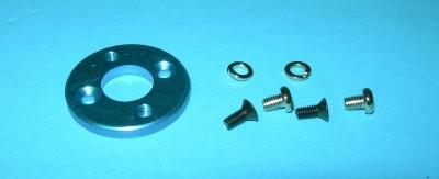20mm to 24mm Ducted Fan/Gearbox Adapter Plate - Product Image