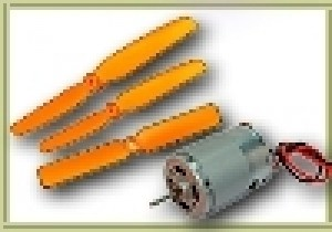 GWS Speed Speed 400 Direct Drive motor system with Prop  EDP(A,B,C) - Product Image