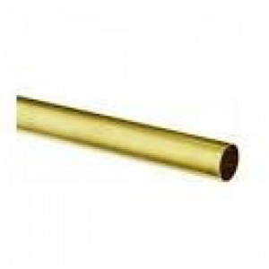 3/16 x .014 x 12 inch K & S Round Brass Tubing 1PC - Product Image