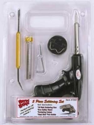5 Piece Solding Iron Set - Product Image