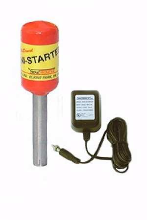 "2.5"" NI-STARTER With 110V Charger - Product Image"