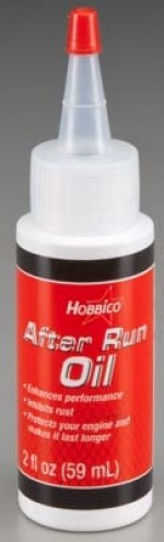 After Run Oil - Product Image