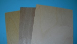 Aircraft Plywood 3/32 x 6 x 12 - Product Image