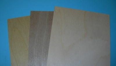 Aircraft Plywood 3/8 x 6 x 12 - Product Image