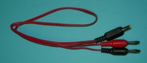 Airtronics 7.2V Transmitter Charge Cord (SD-10G) - Product Image