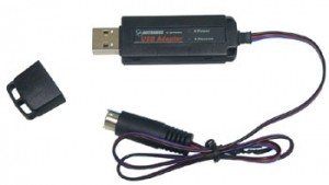 Airtronics SD-10G USB Adapter & Software - Product Image