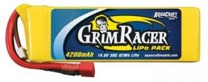 AquaCraft Grimm Racer 4S 4200 14.4V - Product Image